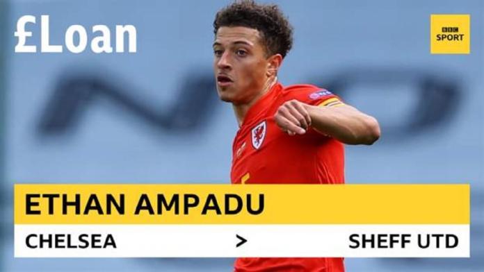 Ethan Ampadu / Évaluez les signatures de Premier League