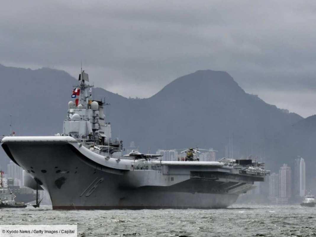 La Chine possède désormais la plus grande marine militaire au monde