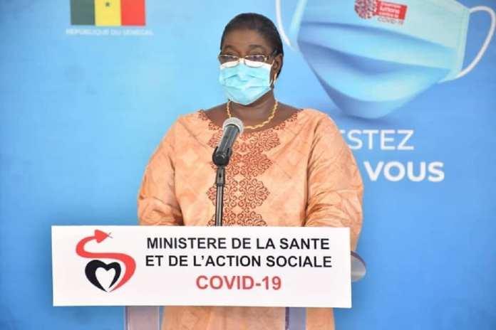 Marie Khemesse Ndiaye Gmoe ,