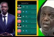 Affaire Ousmane Sonko - Mansour Faye : L'enregistrement sonore de 30 secondes in-extenso