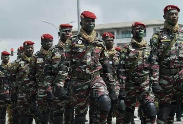 Côte d'Ivoire l'armée face au double défi de sa reconstruction et des jihadistes