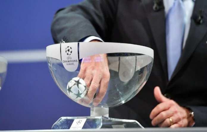 Le tirage au sort de la Ligue des champions en direct