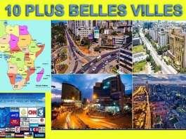 Les Plus Belles Villes D'Afrique Que Vous Devez Visiter