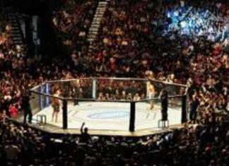 MMA premiers combats officiels en France