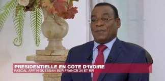 Pascal Affi N'Guessan «Pour nous, pas d'élection samedi prochain»
