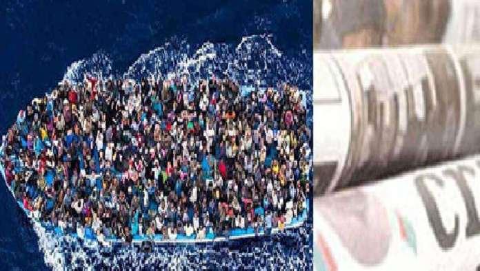 Revue de presse du 27 octobre 2020 : ''Le retour en force'' de l'émigration clandestine au Menu des quotidiens 1