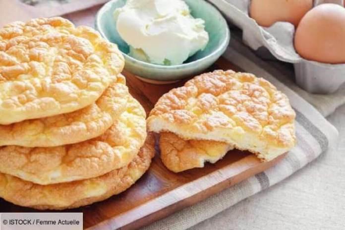 8 recettes de pains minceur 1