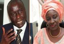 Gestion du CESE La réplique salée de Mimi Touré à Idrissa Seck