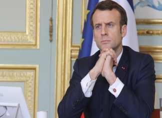 Macron déçu par le manque de soutien international+