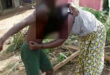 Médina Il soupconne son épouse d'infidélité et la bat à mort