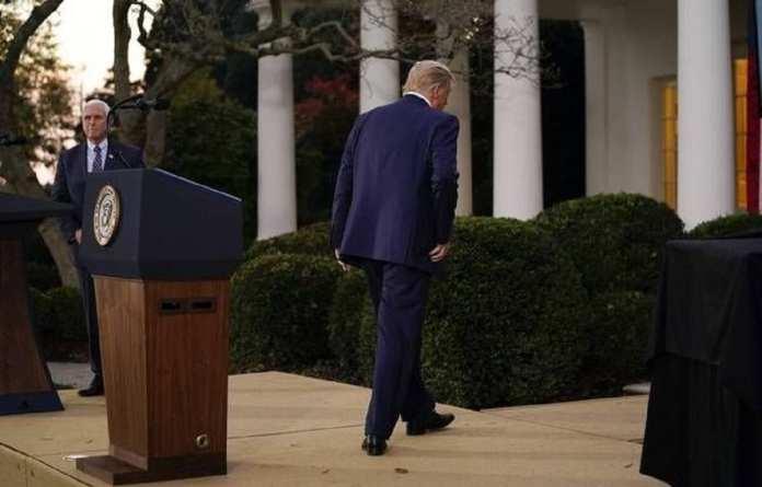 Présidentielle américaine défaites en série pour les recours de Donald Trump devant la justice