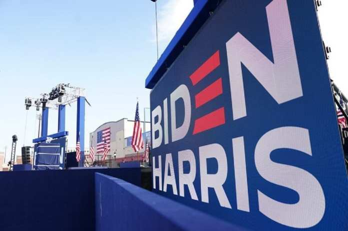 USA 2020 Joe Biden devrait s'adresser à la nation dans la soirée