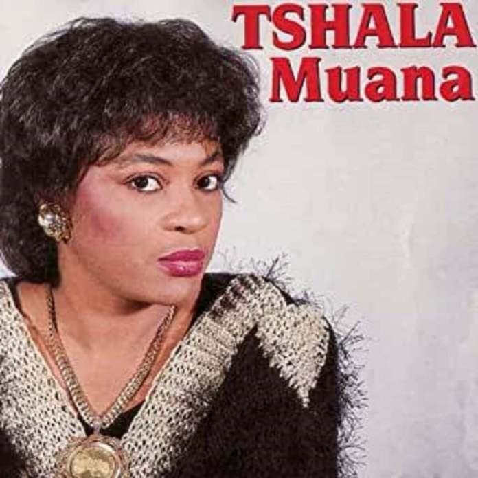 chanteuse congolaise Tshala Muana arrêtée