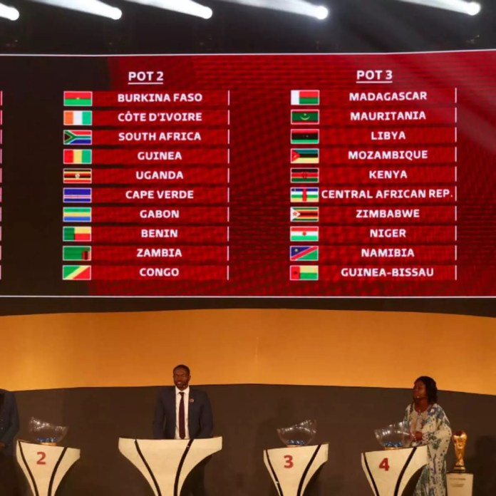football-tirage-sort-eliminatoires-coupe-monde-2022-afrique-caf