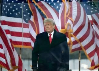 États-Unis isolé, le président Donald Trump admet la fin de son mandat