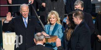 Investiture de Joe Biden du 20 janvier 2021 en direct vidéo
