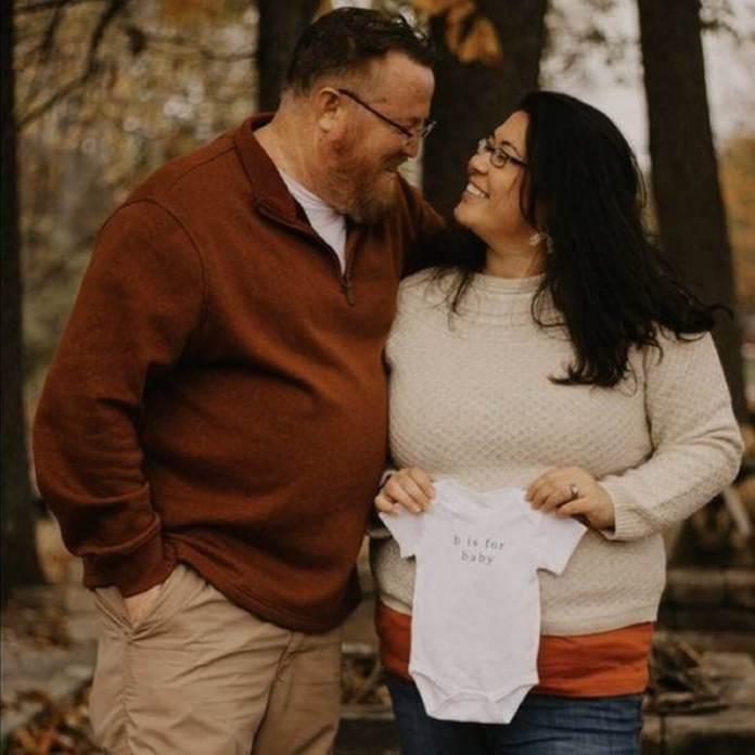 Joanna Sullivan, qui attend son premier enfant en juin, prévoit d'éviter le vaccin pendant sa grossesse