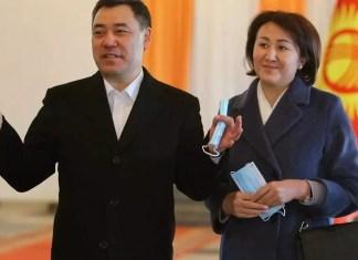 Kirghizistan le populiste Sadyr Japarov remporte largement l'élection présidentielle