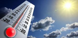 des températures maximales - kafunel.com - selon anacim