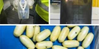 Affaire de la cocaïne saisie à l'Aibd www.kafunel.com trois autres suspects arrêtés
