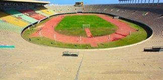 Stades non homologués en Afrique www.kafunel.com vers un report des 2 premières journées des éliminatoires du Mondial 2022