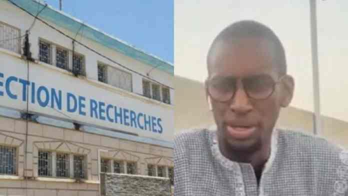 Gendarmerie www.kafunel.com Radié des cadres, le capitaine Touré réagit !