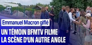 Macron giflé www.kafunel.com récit d'une campagne sous haute tension