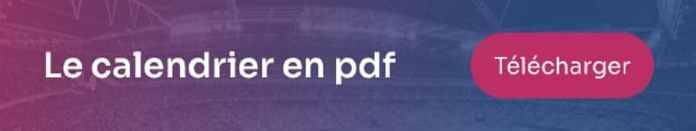 Téléchargez le calendrier complet en PDF de l'Euro 2020