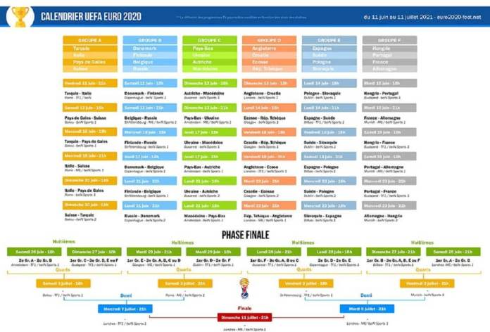 calendrier-euro-2020-uefa