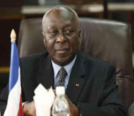 Côte d'Ivoire www.kafunel.com décès de Charles Gomis, grande figure de la diplomatie ivoirienne