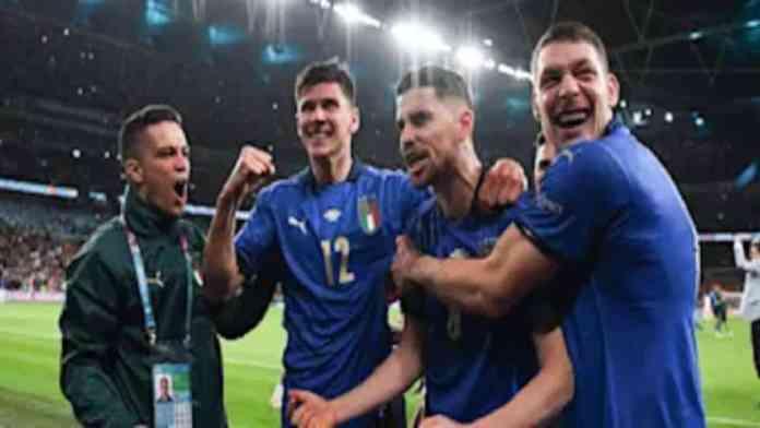 Italie se qualifie pour la finale de l'Euro 2020