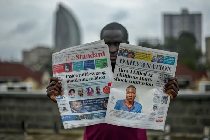 Kenya www.kafunel.com un vampire tueur d'enfants arrêté pour une dizaine de meurtres