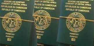 Le passeport Camerounais coûte officiellement à 110 000 FCFA ce 1er juillet 2021