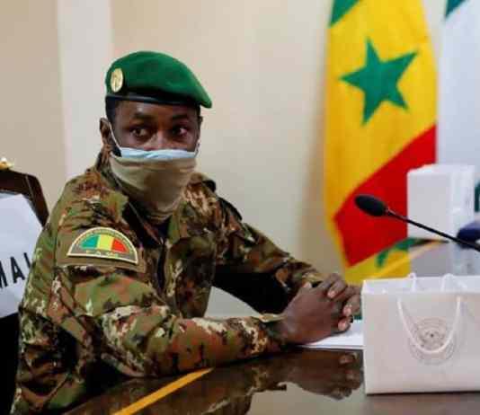 Mali www.kafunel.com Le Président de la Transition victime d'une tentative d'agression