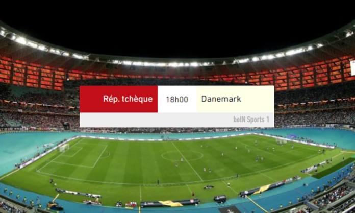 Rép. tchèque - Danemark en direct, Euro, Quarts de finale, Samedi 03 _ - www.kafunel.com Capture 190 -