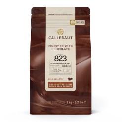 Callebaut lys chokolade - 823