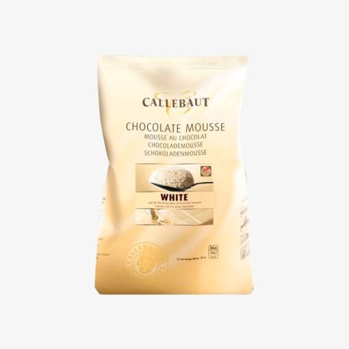 Callebaut hvid chokolademousse