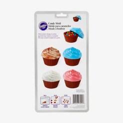 Chokoladeform 3D Cupcake