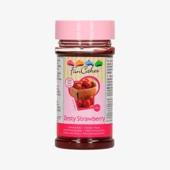 Jordbær sirup