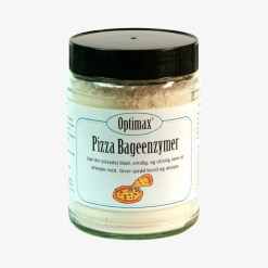 Pizza bageenzymer