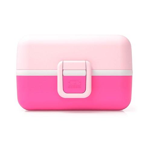Monbento Tresor Pink - Madkasse til børn