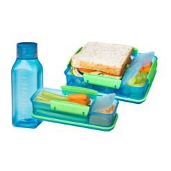 Sistema Madpakke sæt, Lunch Trio Pack
