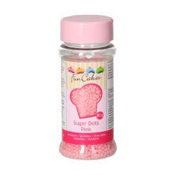 Funcakes Sukkerkugler Pink – Krymmel – 80g