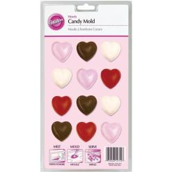 Chokoladeform – Hjerter