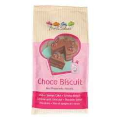 Chokolade Lagkagebunde Kagemix, 1kg – FunCakes