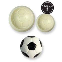 Fodbold udstiksforme 2 stk. - JEM Pop It®