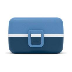 Monbento Tresor Blue Infinity - Madkasse til børn