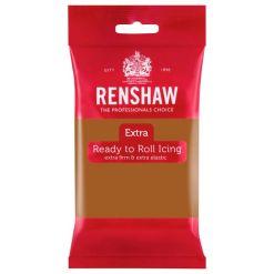 Renshaw Fondant Extra, Lys Brun – 250g