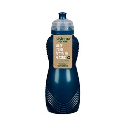 Sistema Drikkedunk Wave Renew 600 ml - Blå