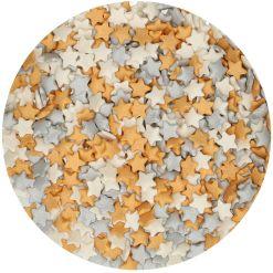 Stjerne Krymmel Mix, 60 g - FunCakes